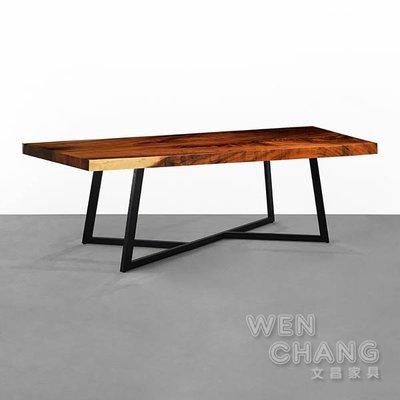 實雨豆木 非洲胡桃木 木大板材 桌面+桌腳 SH-01 *文昌家具*