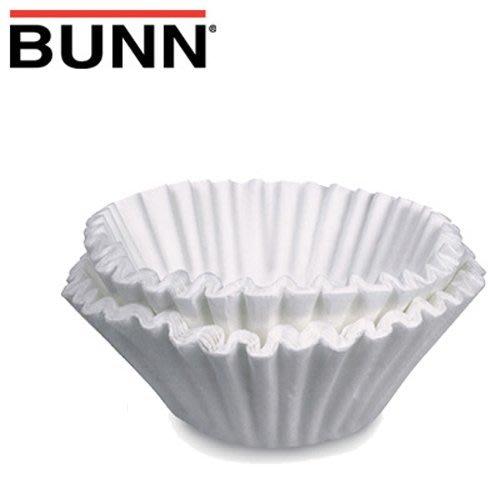 咖啡機濾紙-BUNN 中小型美式咖啡機適用 (24.3CM) 1000入/箱-良鎂咖啡精品館