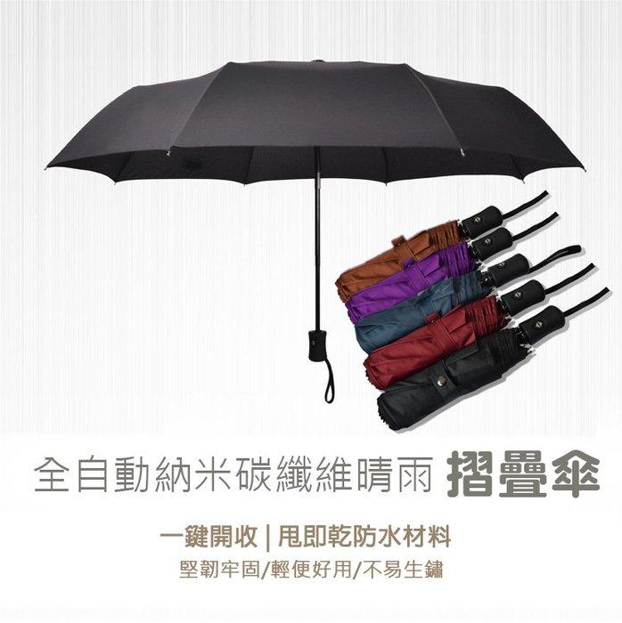 男士 三折傘 紳士 雅痞 專用 迷你 遮陽 防曬 防紫外線 輕量傘 晴雨傘 小黑傘