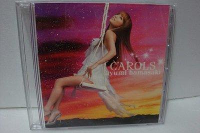 【銅板交易】二手原版CD ♥濱崎步 AYUMI HAMASAKI CAROLS CD
