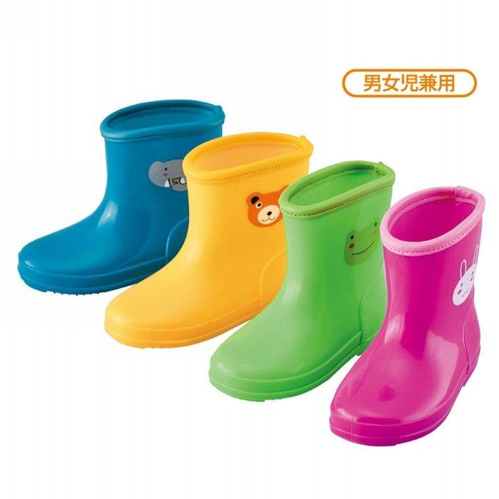 日本  兒童雨鞋 男女童雨鞋 梅雨 下雨天 玩水 雨具  可愛雨鞋 LUCI日本代購空運