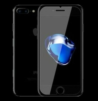 TESSA品牌 For iPhone 8 plus  美國康寧玻璃貼 (0.1mm ) 送德國 CeNano 鍍膜一次