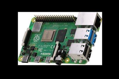【莓亞科技】最新版英國製樹莓派主機板 Raspberry Pi 4 Model B (4GB,含稅現貨NT$1998)