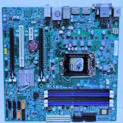 ~ 駿朋電腦 ~ ACER宏碁 Q77H2-AM /  1155主機板 /  DDR3 /  USB3.0 $600 桃園市