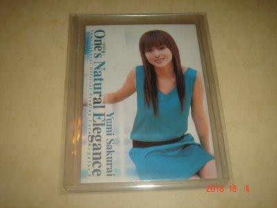 櫻井裕美 桜井裕美 Yumi Sakurai  2004 J-Dream  #061 偶像卡 寫真卡