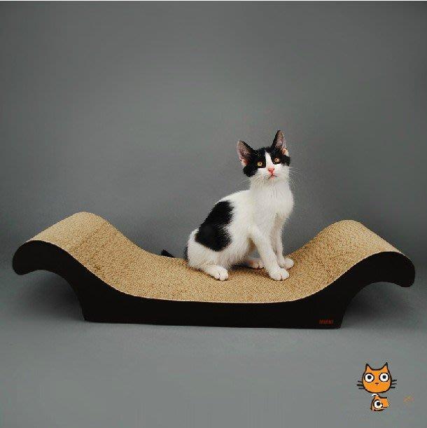 創意大型極品貓抓板系列—ROMA 瓦楞紙大型創意貓抓板