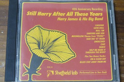 TAS-Sheffield Lab-Still Harry After All These Years-美版,AMI