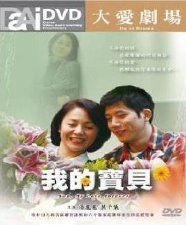 [影音雜貨店] 台聖出品 – 我的寶貝 DVD – 由潘麗麗、莫子儀主演 – 全新正版