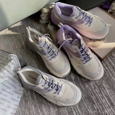 變色老爹鞋 DANDT 真皮網布變色條老爹鞋(20 NOV 38019020)風格請在賣場搜尋SHO或外銷女鞋
