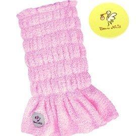 【紫貝殼】Bonne Nuit Baby 加大穩眠肚圍 兒童舒毯系 2/5yrs 粉紅款