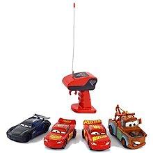 迪士尼-Cars3簡易遙控(混四款,隨機出貨)SC41051