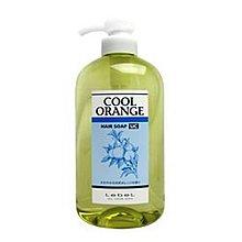 Bz Store   日本LEBEL  冷橘洗髮精 酷涼型 UC 600ml