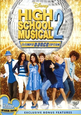 【藍光電影】BD50 歌舞青春2 High School Musical 2(2007) 124-034