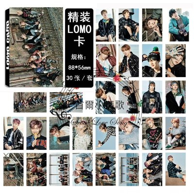 【首爾小情歌】BTS 防彈少年團 Jin SUGA j-hope V Jimin RapMonster 卡片 小卡組07
