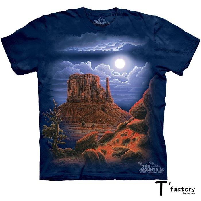 【線上體育】The Mountain 短袖T恤 大峽谷 L號