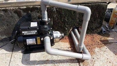【全新品 含安裝】木川 超靜音 電子穩壓 水壓機 加壓機 加壓馬達 東元馬達 1/4HP KQ200 N E