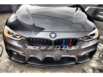 DJD20051624 BMW 寶馬 F30 F31 335 320 328 M3包 前保桿 側裙 後保桿套件PP材質