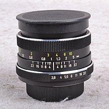 【品光攝影】Voigtlander Color-Skoparex 35mm F2.8 For M42 FH#58112