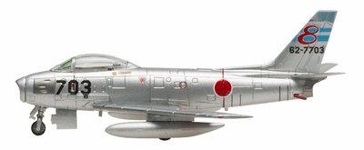 F-86F-40 Sabre JASDF 82nd Air Wing 日本航空自衛隊 軍刀式戰鬥機 第82航空團