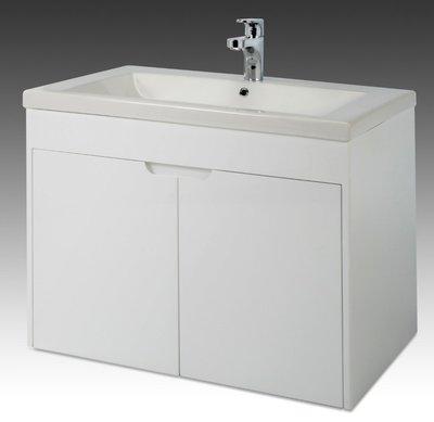 《☆台北三和淋浴拉門☆》TOTO-LW648CJT1面盆專用烤漆浴櫃 (不含TOTO面盆) 網路價 NT$8800元
