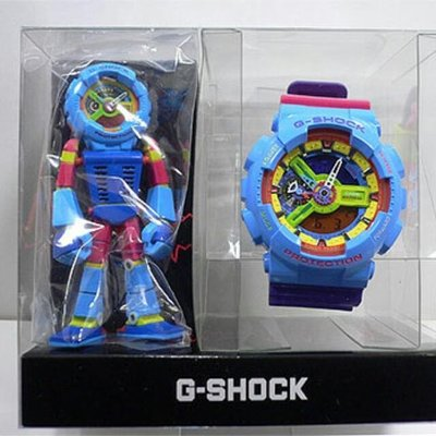 Casio G-SHOCK GA-110F-2