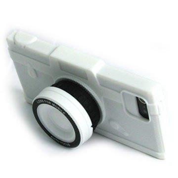 iTake iPhone 5 相機造型保護套+捲線器 (白),PCHome雜誌介紹,蘋果IPHONE5手機套,5s適用