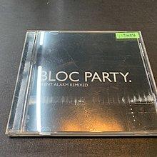 *還有唱片行* BLOC PARTY / SILENT ALARM REMIXED 二手 Y17454