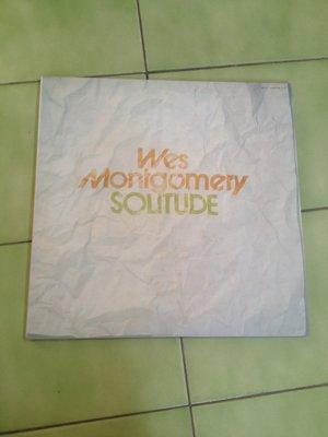 (LP/黑膠唱片)Wes Montgomery-Solitude(日本版,2LP)