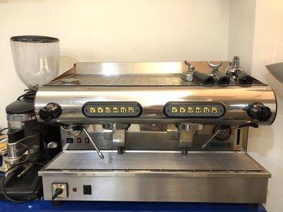 (二手) 營業用,專業級咖啡機,贈磨豆機