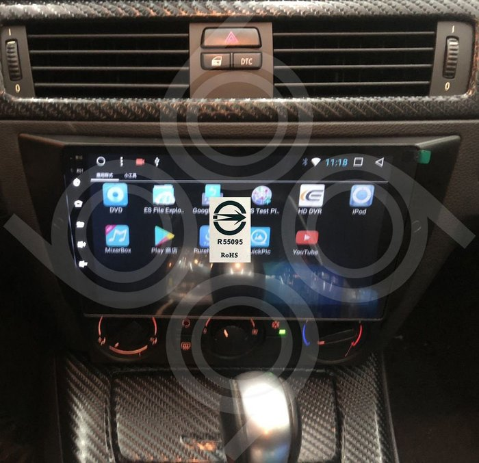BMW E90 -9吋安卓專用機.九九汽車音響(台南市-東門店).公司貨保固一年