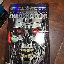 Hot Toys Terminator 2 T-800 Indestructible Endoskeleton MMS33