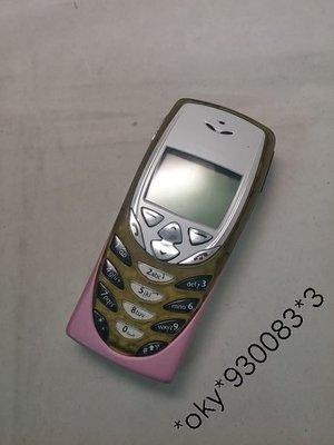 Nokia 8310 單手機90%新,功能正常