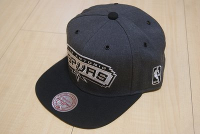 Mitchell & Ness M&N NBA San Antonio Spurs聖安東尼奧馬刺隊SNAPBACK棒球帽
