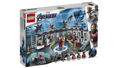 [公司貨 現貨] 76125 LEGO Iron Man Hall of Armor 樂高 鋼鐵人格納庫