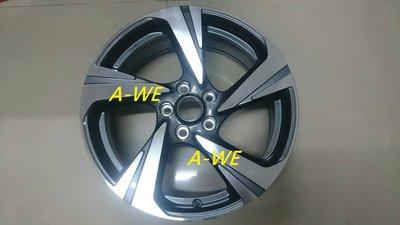 A-we全新Luxgen U6 GT 正原廠18吋鋁圈,一組4框