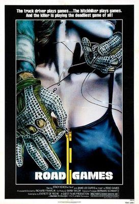 【藍光電影】血濺回旋路 Roadgames (1981) 豆瓣6.8
