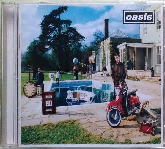 《絕版專賣》Oasis 綠洲合唱團 / Be Here Now 全體集合