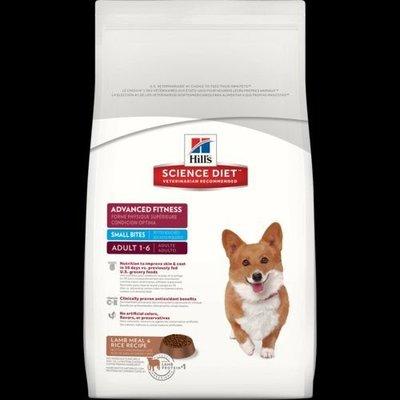希爾思 希爾斯 Hills 狗 優質健康 羊肉與米 小顆粒 成犬 1-6歲 犬用 15kg 生命階段  犬用乾糧 [1143HG] 信用卡專區