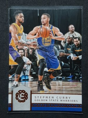 Stephen Curry 2016-17 Excalibur Base