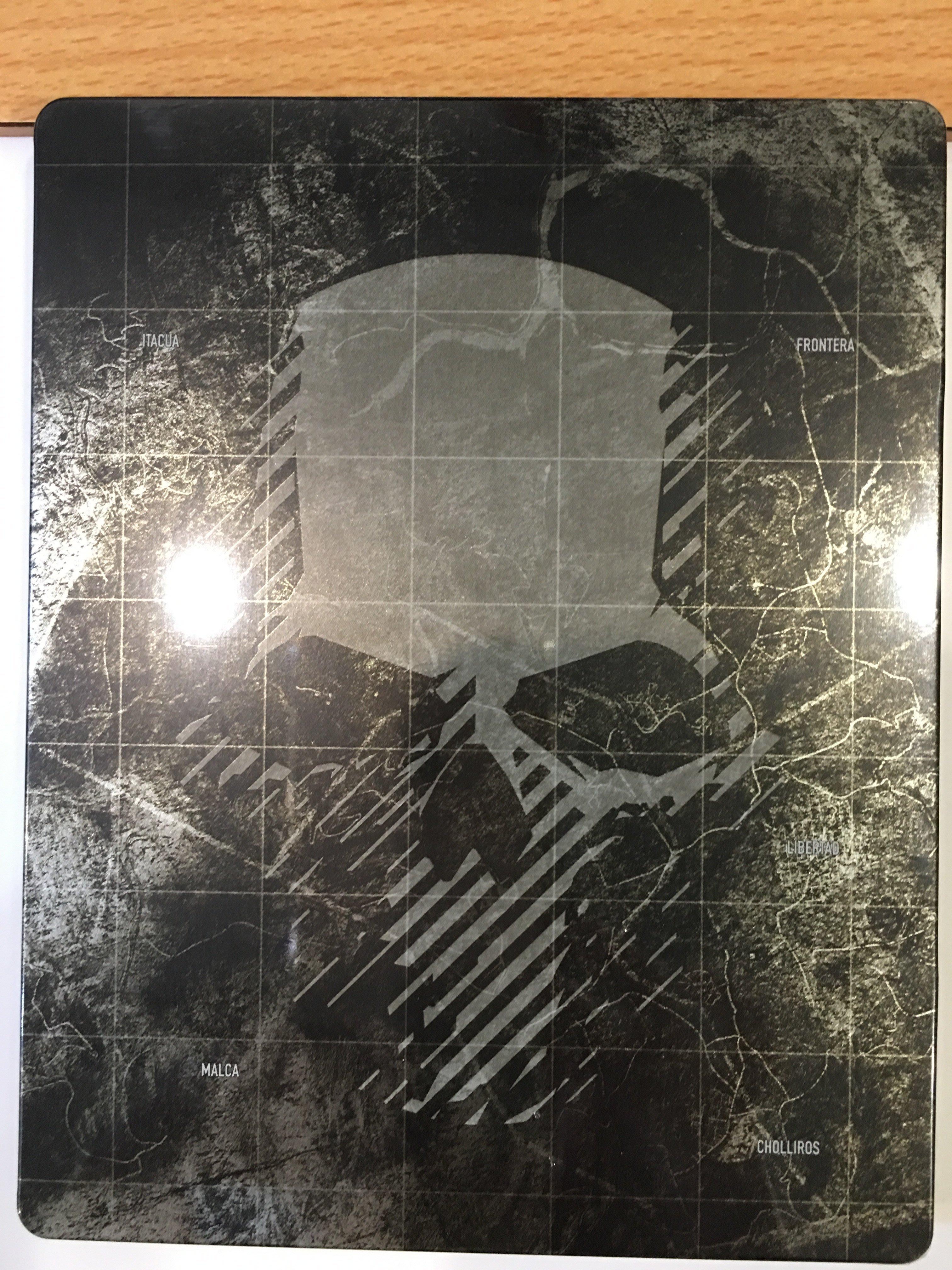 毛毛的窩 PS4 火線獵殺 :野境 的鐵盒1個 ~~保證全新未拆封