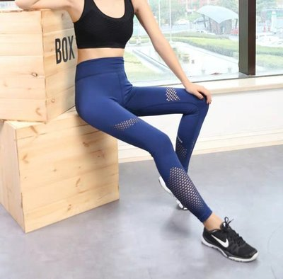 LG008 Yoga Leggings 9分 瑜伽褲 瑜珈褲 速乾褲