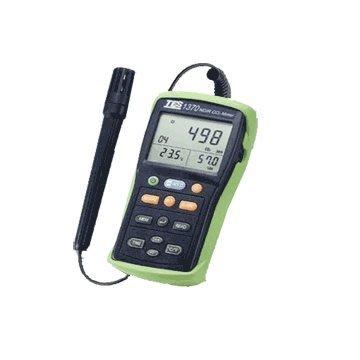 【電子超商】泰仕 TES-1370 / Tes-1370b 二氧化碳分析儀 含稅  全新公司貨 另有 TES-1370A