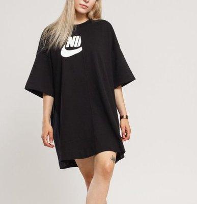 【Footwear Corner 鞋角 】Nike Sportswear Black NIKE Logo連身洋
