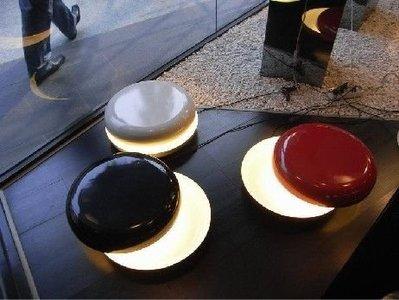 【 SUN LIGHT 日光燈坊】義大利Fontana Art Loop月光寶盒檯燈 ,另神秘PH麻線兔子IQ設計師