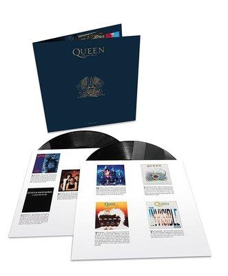全新歐版黑膠- 皇后合唱團 / 成軍20年精選(180克雙片裝) Queen / Greatest Hits II