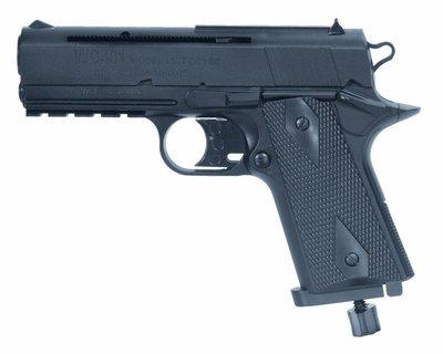 台灣生產401Co2動力短小空氣BB槍,4.5口徑,可打黃金蛋