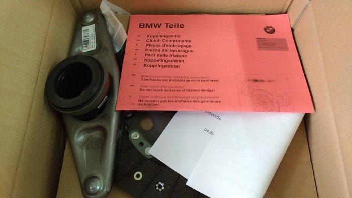 BMW 手排離合器壓板總成 BMW E82 1M 離合器壓板總成 BMW 正廠全新