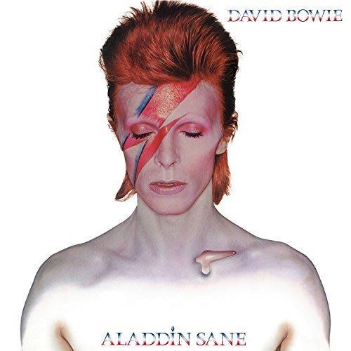 【黑膠唱片LP】頭腦清醒 Aladdin Sane/大衛鮑伊 David Bowie---2564628943