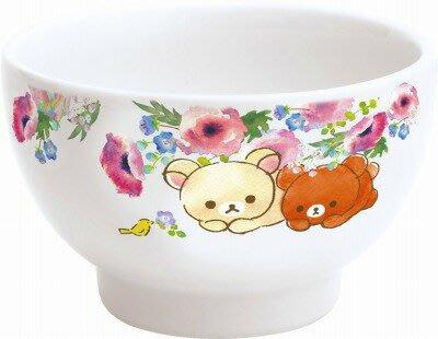 拉拉熊陶瓷碗--日本SAN-X拉拉熊水...