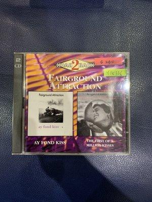 *還有唱片行*FAIRGROUND ATTRACTION / 2CD 二手 Y14336 (149起拍)